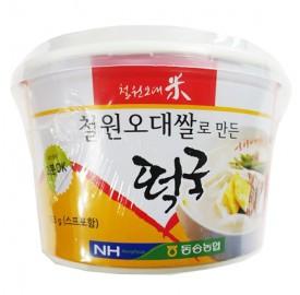 철원오대쌀로 만든 떡국(12개입)